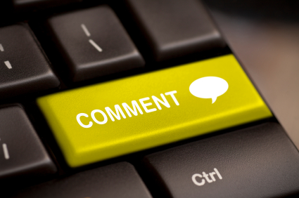 Add useful, informative comments to blogs to build link diversity