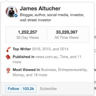 James Altucher on Quora