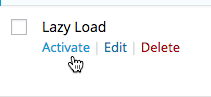 Activate Lazy Load - that's all there is to it.