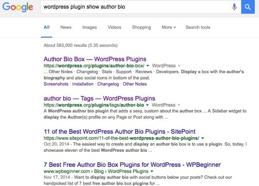 How to Show the Author Bio on Wordpress Blog Posts - The vWriter Blog