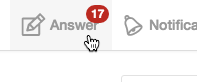I clicked the Answer link at the top of Quora to find questions