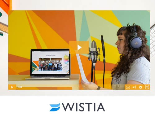 Wistia - one of the best video tools