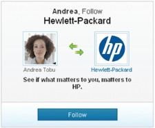 Use LinkedIn's follow ads to attract more followers and help your content gain more exposure